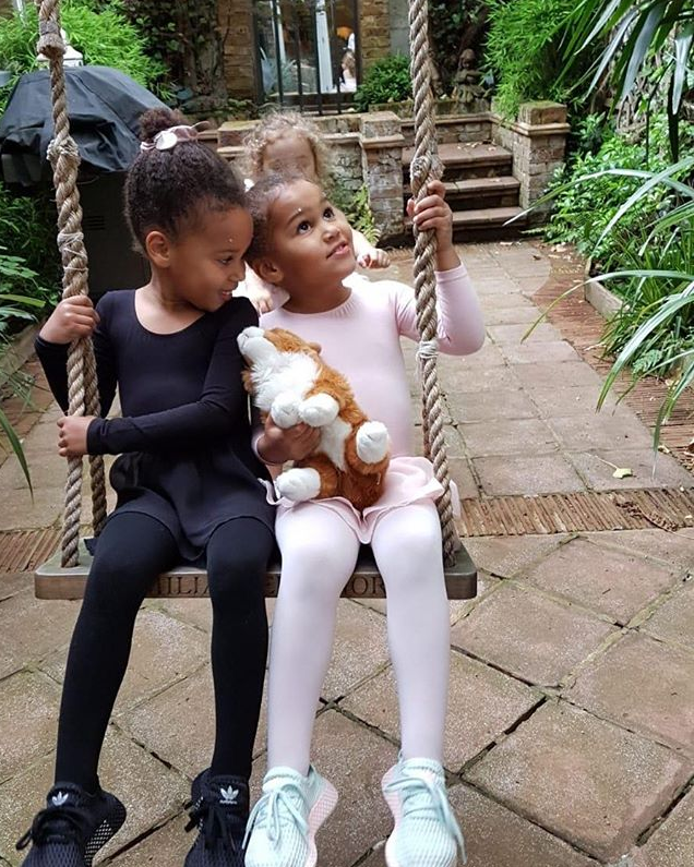 """""""My Cutest Ballerina"""" – Mikel Obi Shares Adorable Photo Of His Twin Daughters"""