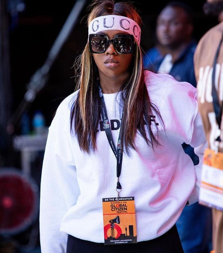 Tiwa Savage React & Sends Serious Warning To Companies Owing Her Millions
