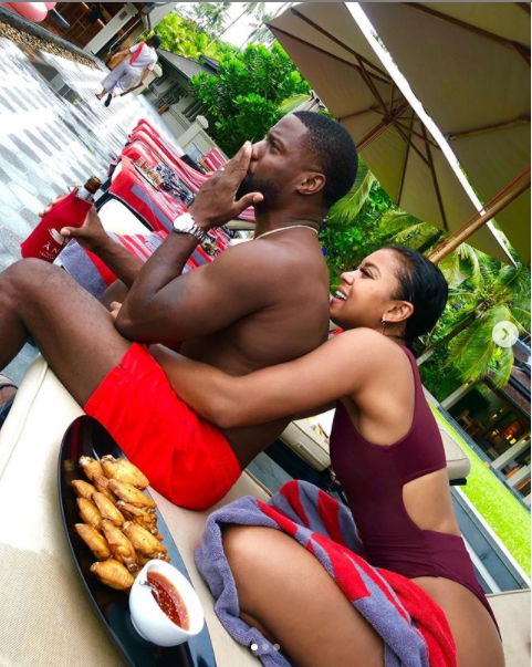 Lovely New Photos Of Kevin Hart And His Wife Eniko Hart