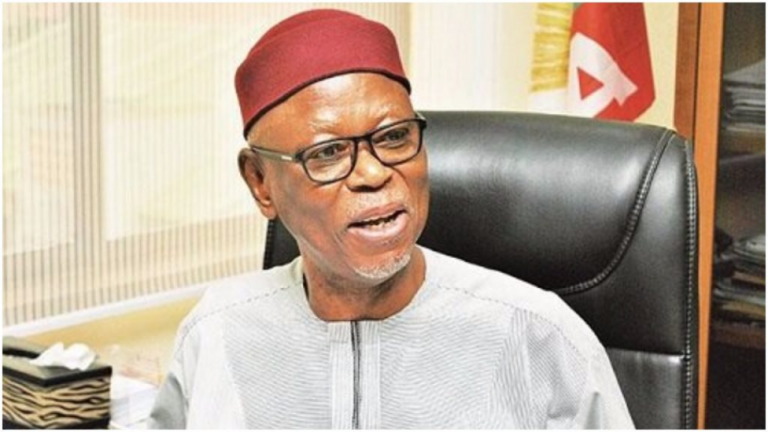'Bury Your Head In Shame' – Former National Chairman, Oyegun To APC Leaders