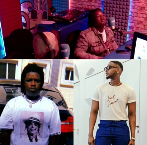 """I Own Flyboy Company And I'm Kizz Daniels Boss"""" – Singer Barry Jhay"""