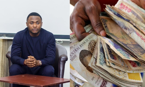 4th Baby Mama Reacts As Ubi Franklin Claims He Made N10 Billion In 7 Years