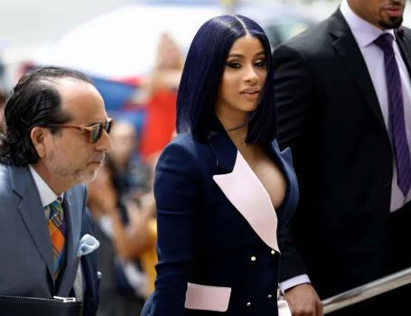 Strip Club Fight: Cardi B Pleads Not Guilty To Charges