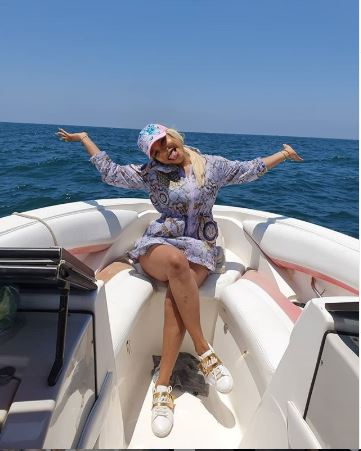 """I Am Born Again And I Have Got A Great Body"" – Tonto Dikeh"