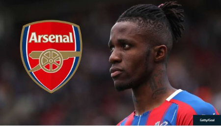 Transfer Latest: Zaha Wants Arsenal Move But Gunners Can't Afford Him