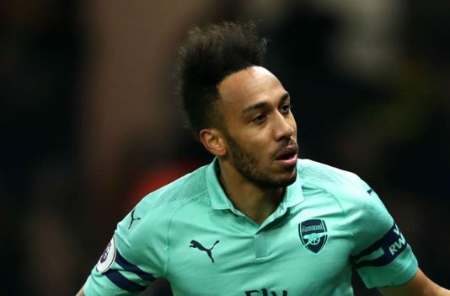 LATEST TRANSFER: Arsenal To Sell Aubameyang To Fund 80m Pounds Move For Zaha