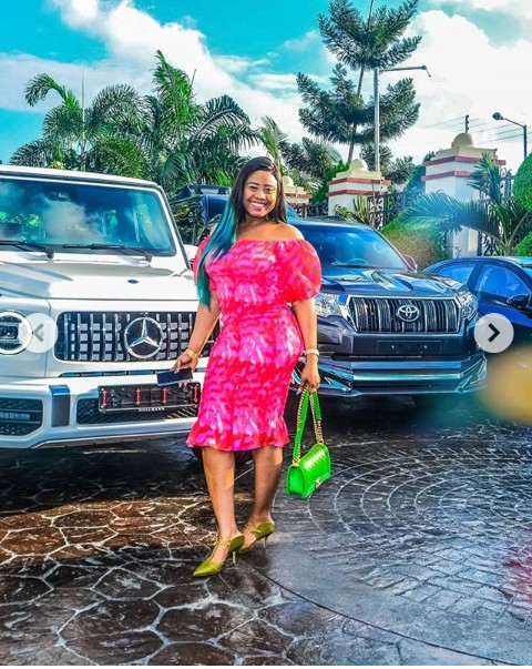 "Happy Birthday My Beautiful Wife"" – E-Money Celebrates His Wife With Cute Pictures"