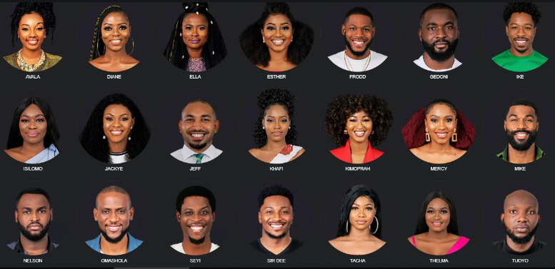 BBNaija 2019:- Simply Tacha, Kim Oprah, Sir Dee: Meet The 21 New BBNaija Housemates