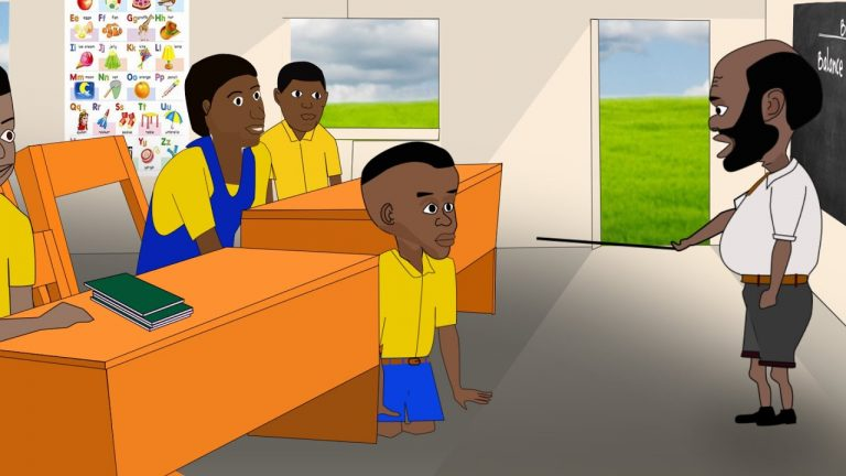 Download Comedy Video:- UG Toons – Balanced Diet