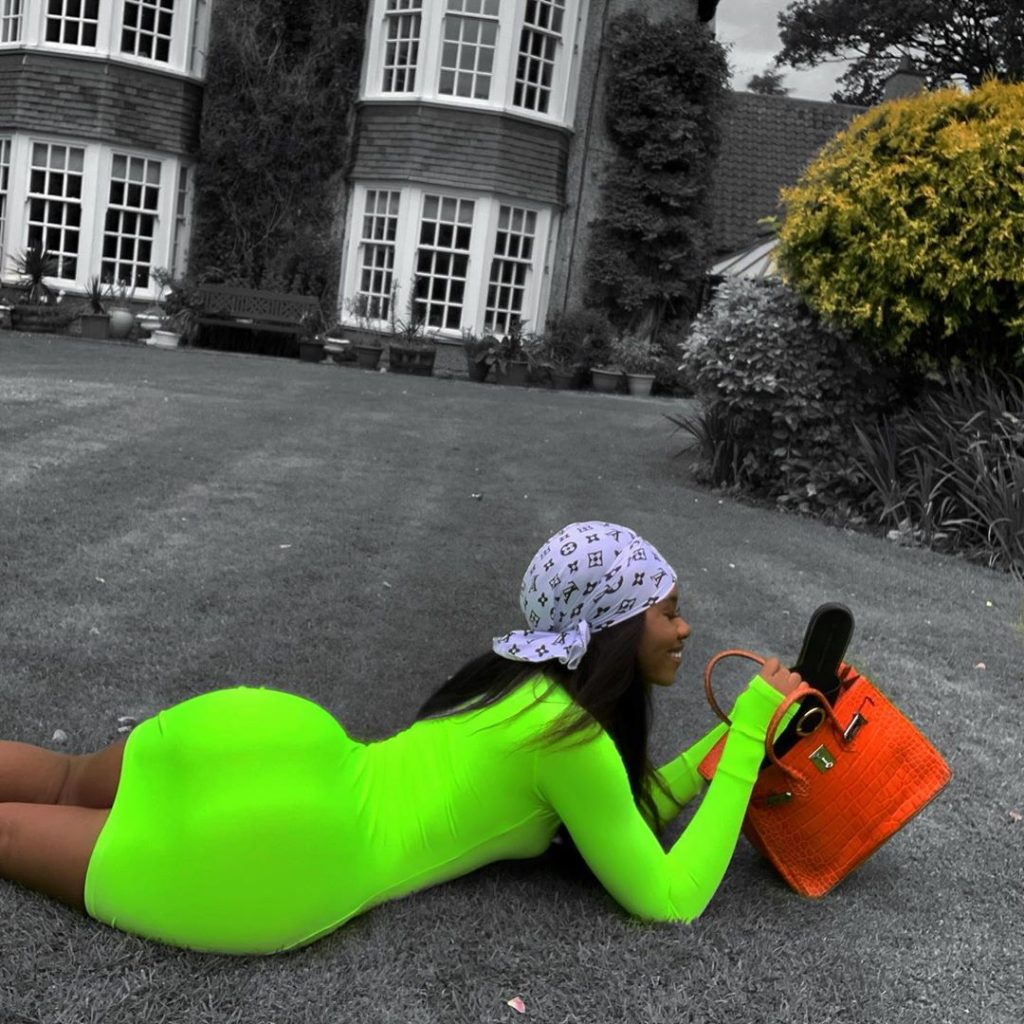 BIG YANSH: — See The Hottest Instagram Twerk Dancer Janemena