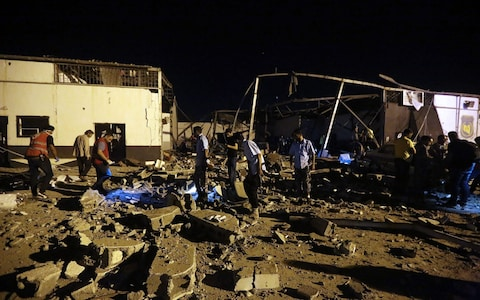 OMG! 80 Migrants, Including Nigerians May Have Died In Libya Bomb Attack