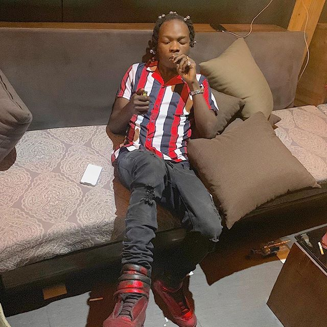"WAHALA — I Swear On My Kids Life"" – Naira Marley Denies Stealing Soapy Dance"