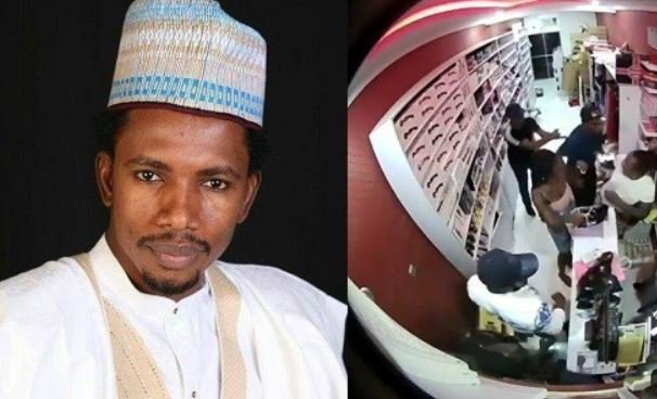 BREAKING NEWS — Embattled Senator Abbo Surrenders To Police For Probe