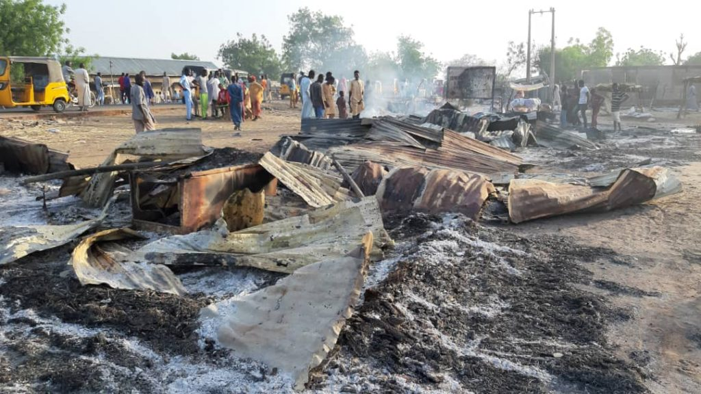 Boko Haram Kills Many Souls In Jakana In Fresh Borno Attack