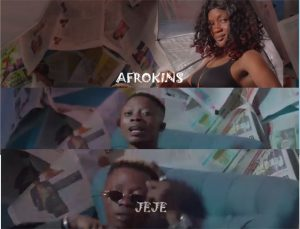 Afrokins Omo Gallant – Jeje (Watch Video)