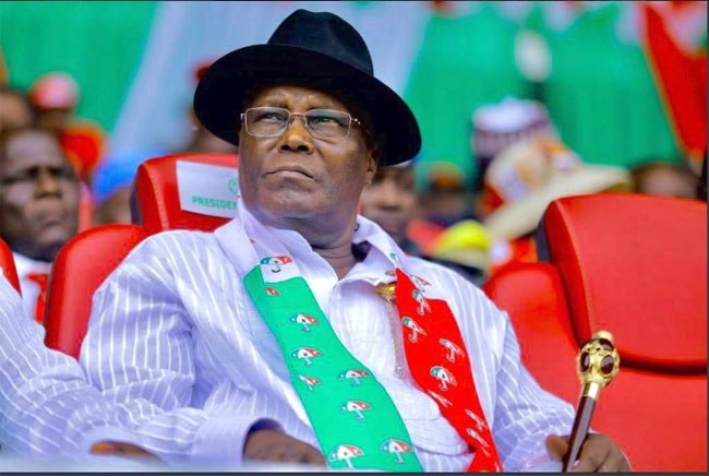 "There's A Sitting President In Nigeria"" APC Reminds Atiku"