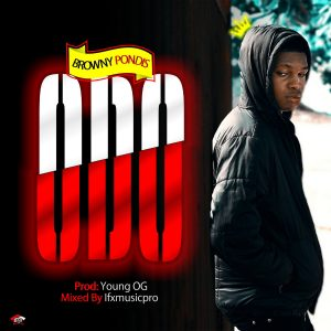 Download Music Mp3:- Browny Pondis - Odo - 9jaflaver