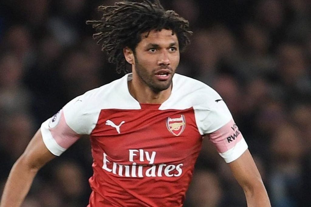 A Dead Body Has Been Found In Mohamed Elneny's House In Egypt.