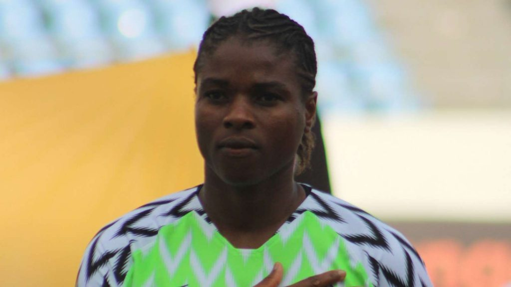 Super Falcons Deserve Should Be Paid As Super Eagles – says Desire Oparanozie