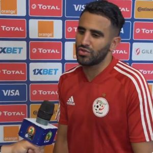 "Riyad Mahrez – ""Super Eagles Were Very Good, This Match Was The Hardest"""