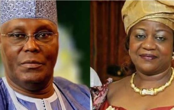 Atiku Abubakar Finally Files N2.5bn Libel Suit Against President Buhari's Aide, Lauretta Onochie