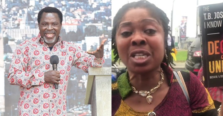 "How Prophet T.B Joshua Trapped Me In Synagogue For 14 Years, Raped Me"" – Woman"