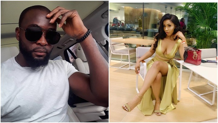 Mercy And Gedoni Spark Off New Romance In The House - Big Brother Nigeria