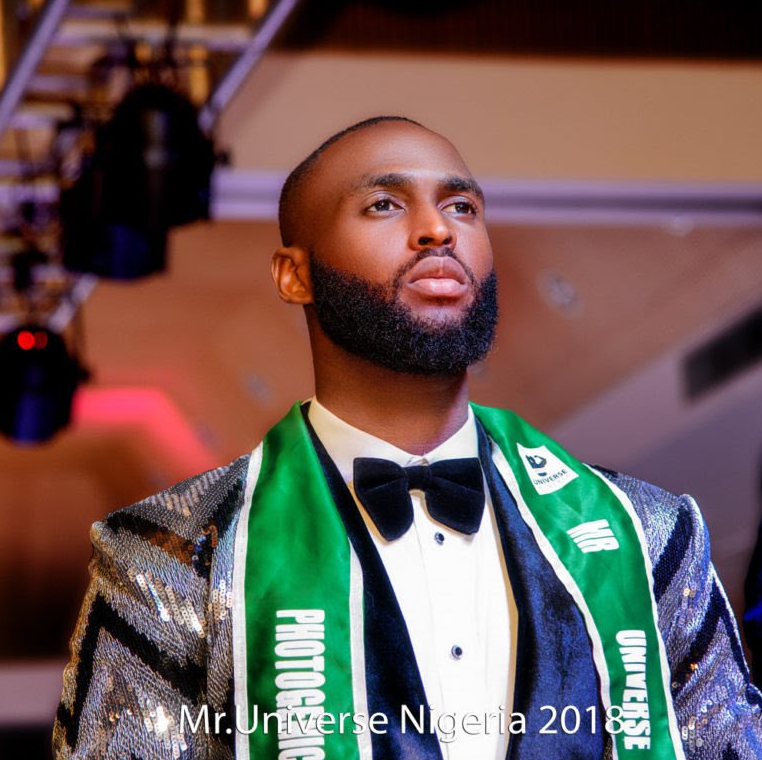 Mr Universe Nigeria 2018 Winner Is One Of Bbnaija's Housemates 2019