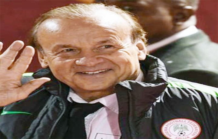 SPORT SAGA! Rohr On Verge Of Sack As Super Eagles Coach