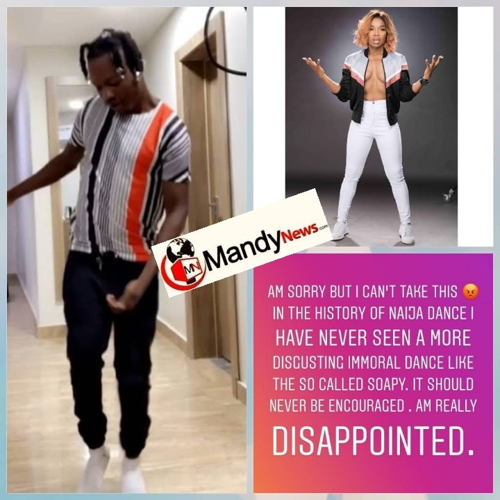NAWA O! — Naira Marley Insults Kaffy After She Said His 'Soapy Dance Is Disgusting' (Video)