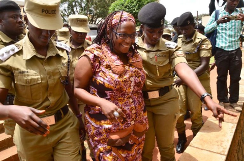 Female Lecturer Jailed For Insulting President In Her Poem (Photo)