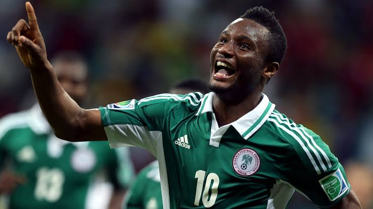 John Mikel Obi Returns To Training Ahead Of Clash Against South Africa