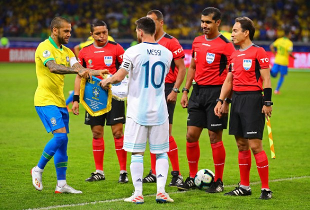 Copa America: Messi Is My Friend, But He Is Very Wrong – Ex Teammate Dani Alves