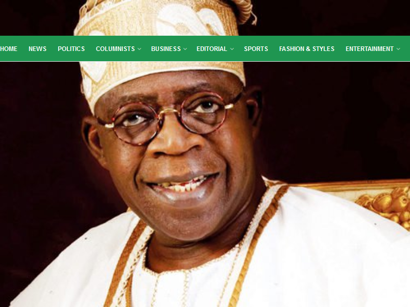 HOT NEWS — Kaduna Politician Behind Tinubu 2023 Items – The Nation