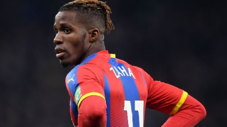 SPORT: Crystal Palace Demand Nigerian Winger From Arsenal As Part Of Zaha Deal