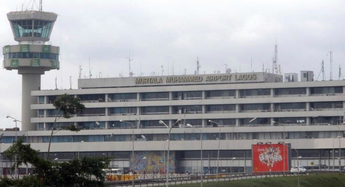American Man Arrested For Breaking Key In Lagos Airport Worker's Ear
