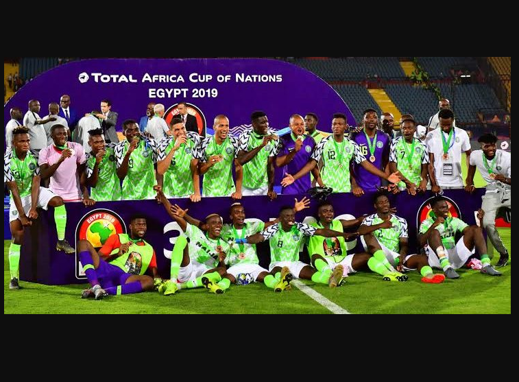 Nigeria (Super Eagles) Ranks 33rd Position In The World After Moving 12 Spots On FIFA Table