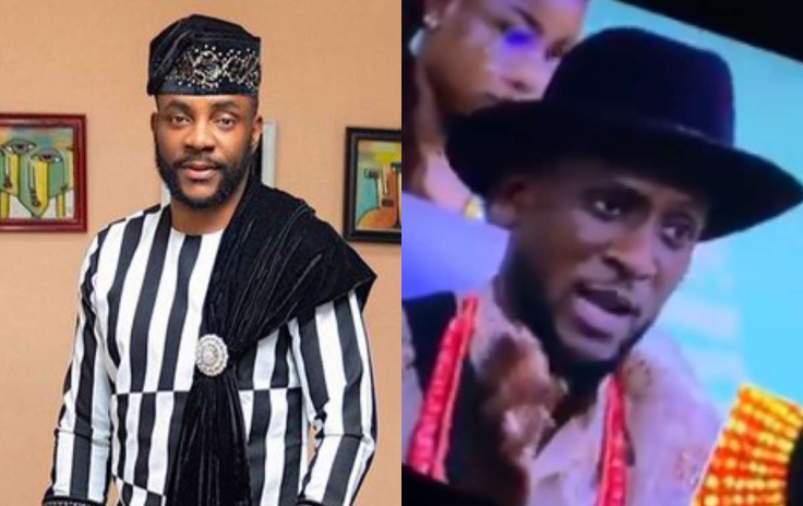 "Omashola Said To Ebuka – ""Na Konji Go Kill Me For This Place"" (BIG Brother Naija)"