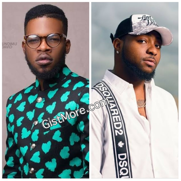 Broda Shaggi Enjoys Staying With O.B.O Davido,  Says He Improve My Brand