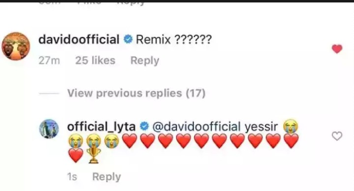 Davido Plans To Feature Olamide Former Boy, Lyta In (Monalisa Remix)