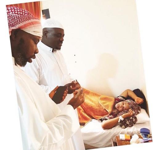 Popular Actress Kemi Afolabi Taken To Hospital After Hajj Exercise