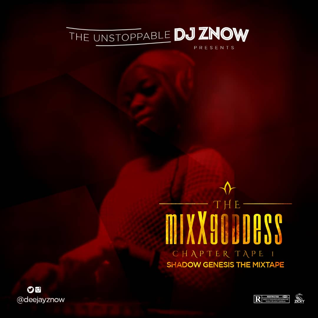 Download Mixtape Mp3:- DJ Znow - Shadow Genesis Mix - 9jaflaver
