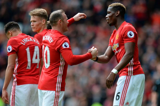 Wayne Rooney Tells Pogba To Sort His Future