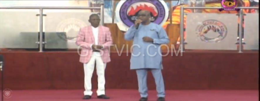 Governor Abiodun Joins Mountain Of Fire (MFM), Shares Testimony (Photos)