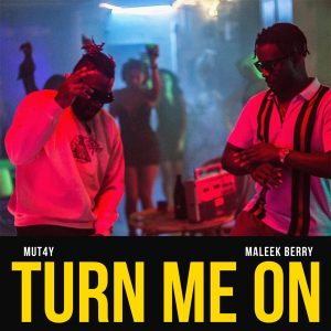 Download Music Mp3:- Mut4y Ft Maleek Berry – Turn Me On via