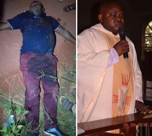 9ja News: President Buhari Reacts To Killing Of Catholic Priest In Enugu