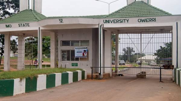SAD NEWS: Cultists Kill Two At Imo State University Main Gate