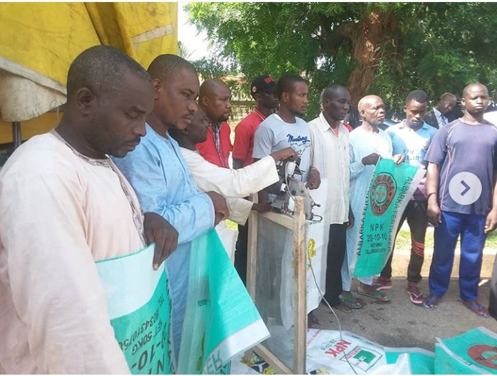 EFCC Holds Eight (8) For Producing And Selling Adulterated Fertilizer