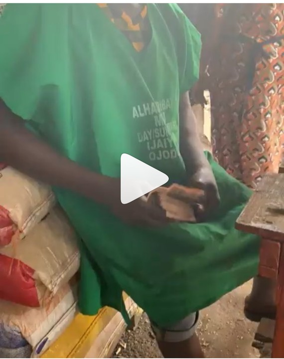 The Money They Paid Me Turned To Something Else' – Rice Seller Cries Out