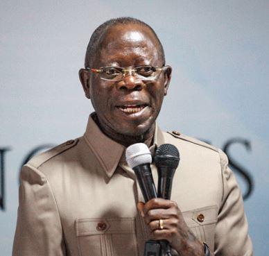 NAIJA NEWS: — I Was Trained To Be Combative – Adams Oshiomhole Tell Critics